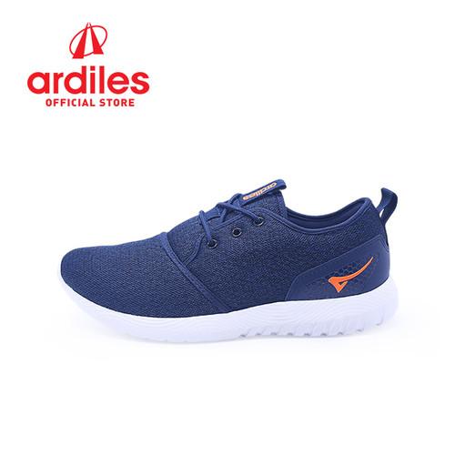 Foto Produk Ardiles Men Mondeo Sepatu Runnning - Biru Navy - Biru Navy, 41 dari Ardiles Official Store