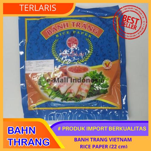 Foto Produk Bahn Trang Vietnam Rice Paper Spring Roll Kulit Lumpia Beras Vietnam dari e-Mall indonesia