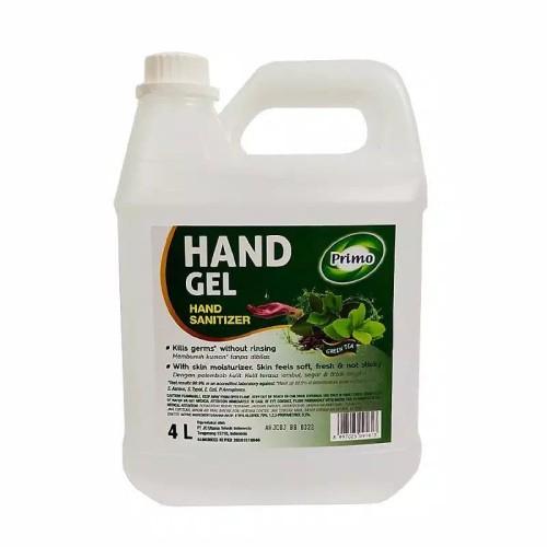 Foto Produk Primo Hand Gel 4 liter HAND SANITIZER ADA BPOM READY STOCK dari Bee Shoppe Sby