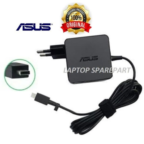 Foto Produk Adaptor Charger Original Laptop Asus E202SA E202S E202 19V 1.75A dari LAPTOP SPAREPART
