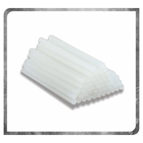 Foto Produk Isi / Refill Lem Tembak Glue Gun Kecil / Lem Bakar Lilin Putih - Bening 18 Cm dari K2 Official Store