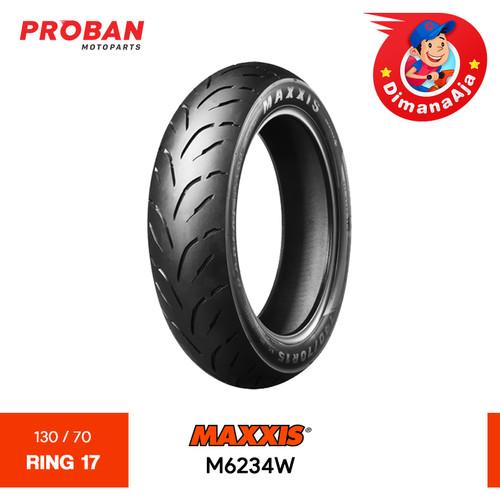 Foto Produk MAXXIS TL M6234W 130/70-17 Proban Motoparts dari Proban Motoparts