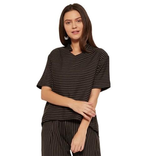 Foto Produk Blouse Wanita NOAeveryday MARIKO Stripes - M dari Noaeveryday