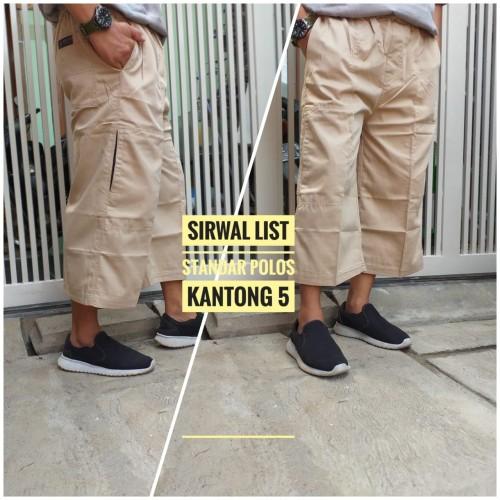 Foto Produk Celana Sirwal standar l celana Sirwal casual dari abys-olshop