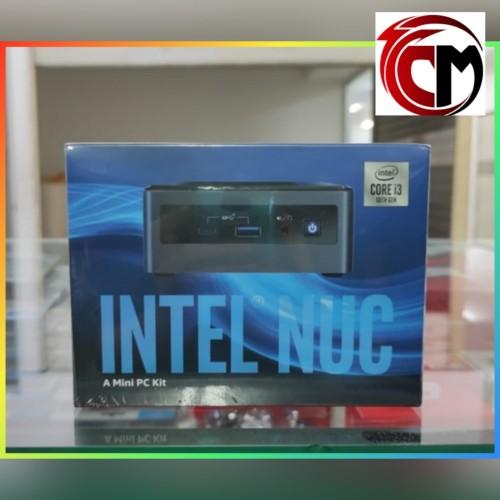 Foto Produk Intel NUC 10i3FNH Barebone ( No HDD, No Memory ) dari Cipta Mandiri Computer