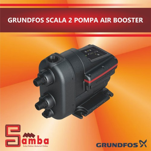 Foto Produk GRUNDFOS SCALA 2 POMPA AIR BOOSTER dari SAMBA_