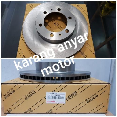 Foto Produk piringan cakram atau disc brake hilux revo 32cm ori thailand dari karang anyar motor