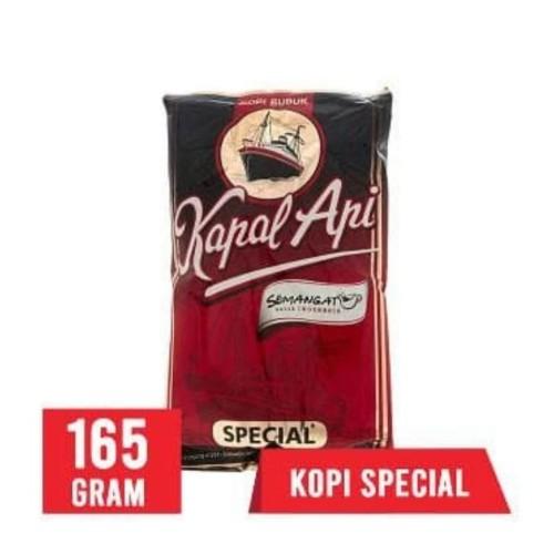"""Foto Produk Kopi Bubuk """" Kapal Api """" Special 165 gr dari CR07shop"""