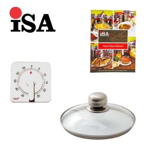 Foto Produk 1 Set Aksesoris ISA dari Panci ISA