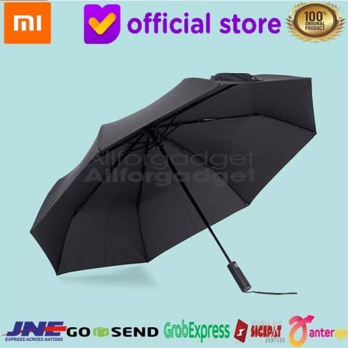 Foto Produk XP09 Xiaomi Mijia Automatic Folding Umbrella Payung Otomatis Lipat dari Allforgadget