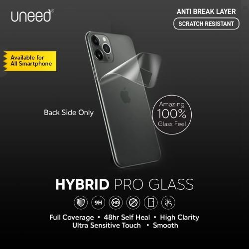 Foto Produk Uneed Hybrid Pro Anti Break Screen Protector Handphone BackCover Apple - iPhone 6S dari Uneed Indonesia