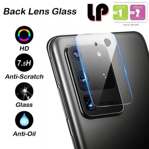 Foto Produk LP Camera Tempered Glass Samsung Galaxy S20 Ultra - Cover Lensa Lens dari Logay Accessories