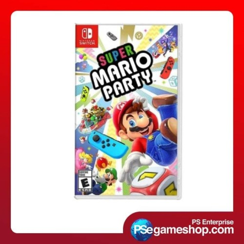 Foto Produk Switch Super Mario Party English Cover MDE dari PS Enterprise Official