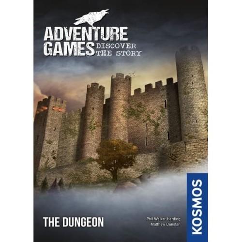 Foto Produk Adventure Games: The Dungeon Board Game dari MonopolisWonder