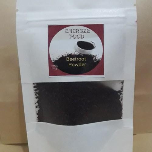 Foto Produk Bit Bubuk / Beetroot Powder - Energze Food 30 gram dari energzewatercom