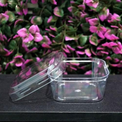 Foto Produk Jelly Cup / Gelas Puding 150 ml - Model Kotak - CH 7575 dari E-QuPack