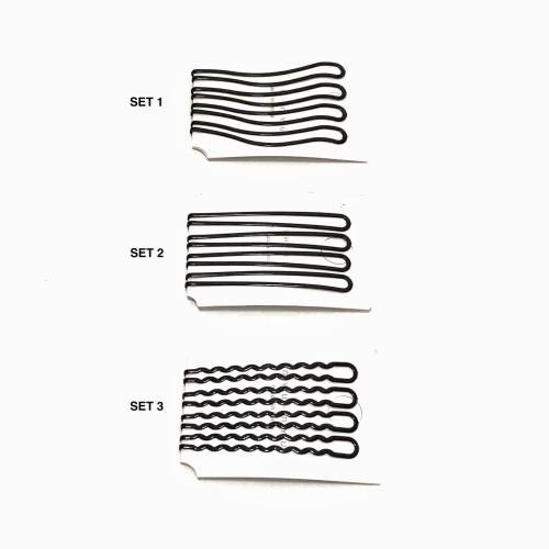Foto Produk Black Bobby Pin / Jepit Lidi / Hairpin / Jepit Poni - Made in Korea dari Lily's Accessories