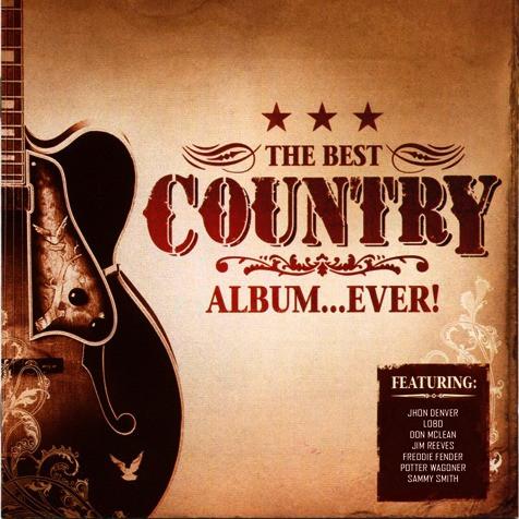 Foto Produk CD MUSIC COUNTRY ALBUM EVER dari amanshop112
