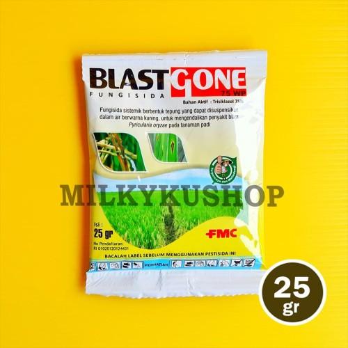 Foto Produk BLASTGONE 75 WP 25 GRAM KEMASAN PABRIK FUNGISIDA dari Milkyku Shop