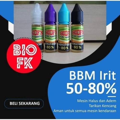 Foto Produk BioFK 15 ml - Penghemat BBM, Super Irit BBM 50-80%, Mesin halus & Adem dari Istiqomah-Store