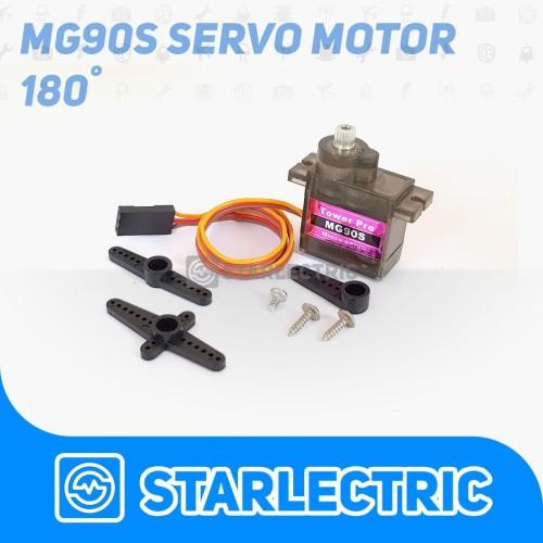 Foto Produk MG90S TowePro Motor Servo MG90 MG-90S dari Starlectric