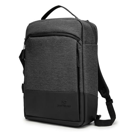 Foto Produk Navy Club Tas Ransel Laptop -Pria dan Wanita -HAB 15 inch -Tas 3 in 1 - Hitam dari Navy Club Official Store