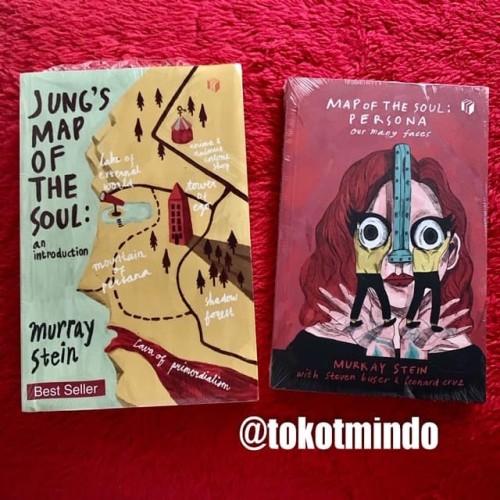Foto Produk Paket 2 buku : Jung's Map of The Soul dan Map of The Soul : Persona dari toko tmindo