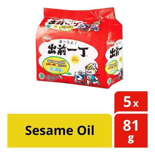 Foto Produk Nissin Instant Noodles Sesame Oil Mi dari TestyTest2