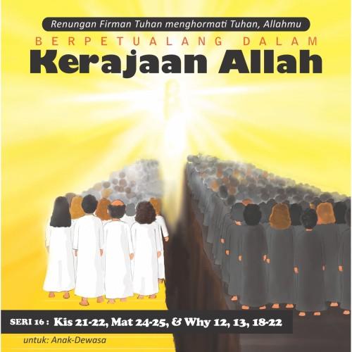 Foto Produk Berpetualang Dalam Kerajaan Allah edisi 16 dari CV Pionir Jaya