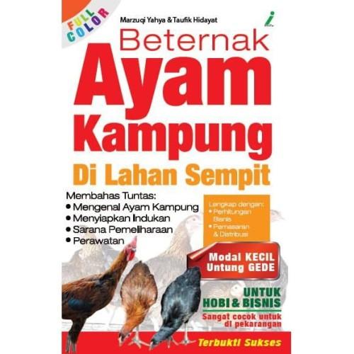 Foto Produk [HF] BETERNAK AYAM KAMPUNG dari Outoftheboox Bandung