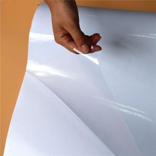 Foto Produk kertas sticker stiker transparan glossy tahan air bisa semua printer dari toko tinta