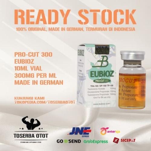 Foto Produk Pro-Cut 300 Eubioz, Paket Testosterone Masteron Trenbolone Acetate dari Toserba Otot