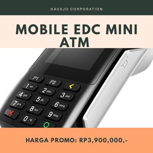 Foto Produk Mobile EDC Mini ATM Bukopin PAX D210 dari HausJo