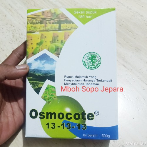 Foto Produk Pupuk DEKASTAR 13-13-13 PLUS TE 500 Gram dari Mboh Sopo