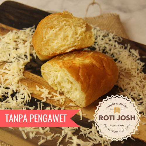 Foto Produk Roti Keju Manis - Roti Josh (NEW!) dari Roti Josh