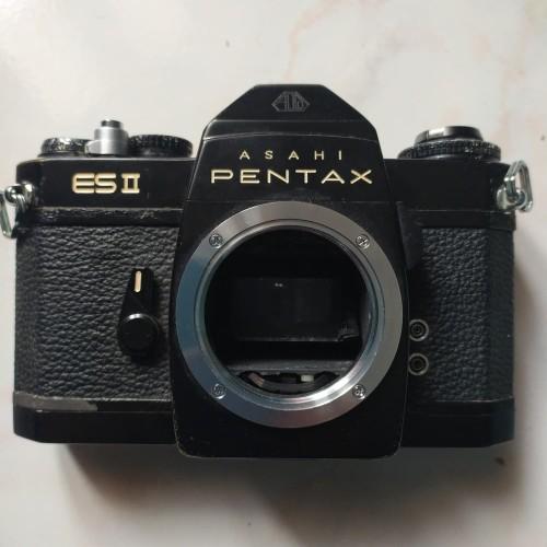 Foto Produk Kamera Pentax ESII dari Harby Camera