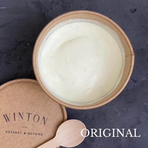 Foto Produk Original Cream Pudding dari Winton Dessert