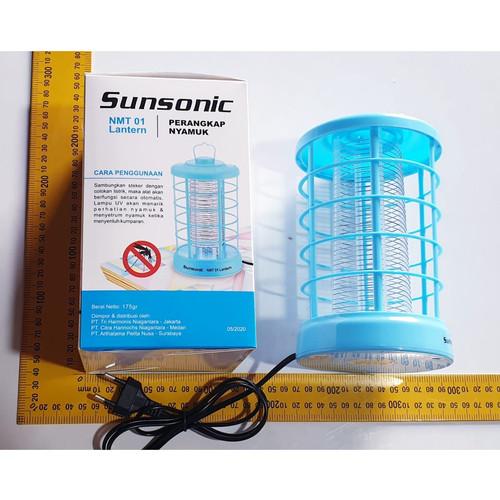 Foto Produk Insect Killer Perangkap Nyamuk Sunsonic NMT 01 Lantern dari TOKO BESI TIMUR JAYA