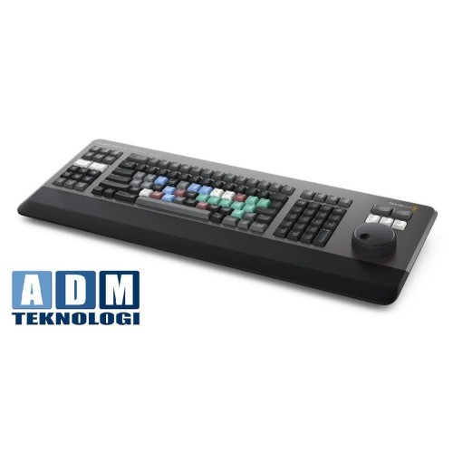 Foto Produk Blackmagic DaVinci Resolve Editor Keyboard dari ADM tekno