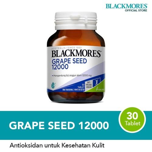 Foto Produk Blackmores Grape Seed 12000 (30) dari Blackmores Wellness