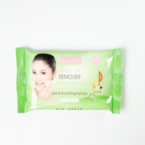 Foto Produk Volare Make Up Remover Lemon / Penghapus Make Up / Cleanser dari Orvin Health & Beauty