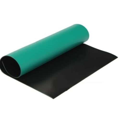 Foto Produk rubber anti statis / karet anti statik dari central industri