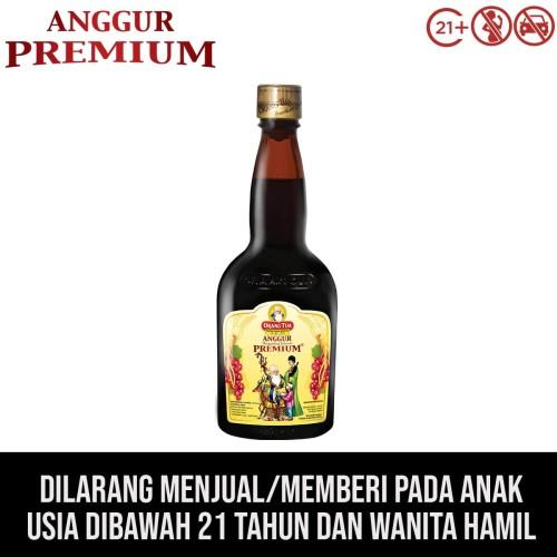 Foto Produk Orang Tua Anggur Premium dari kawan minum