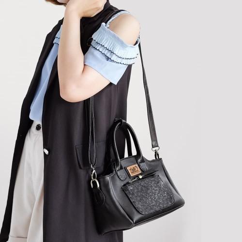Foto Produk Hand Bag Willow Black dari Tako Bags