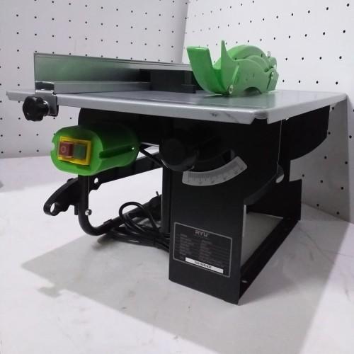 """Foto Produk RYU RTS8 / RTS 8 Table Saw 8"""" / Gergaji Meja dari Hong Lie Tools"""