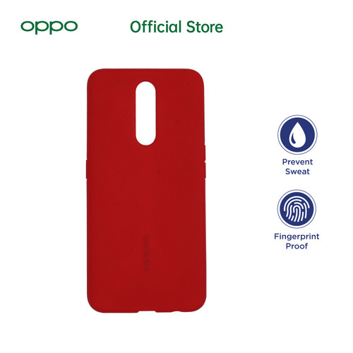 Foto Produk OPPO F11 Original Protective Case - Merah dari OPPO OFFICIAL STORE