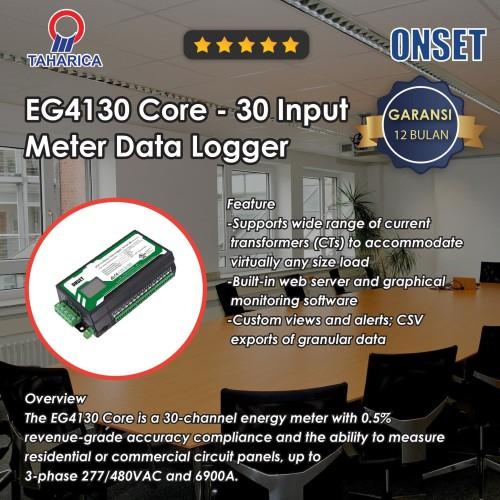 Foto Produk EG4130 Pro - 30 Input Meter Data Logger - EG4130 dari Raya Stock