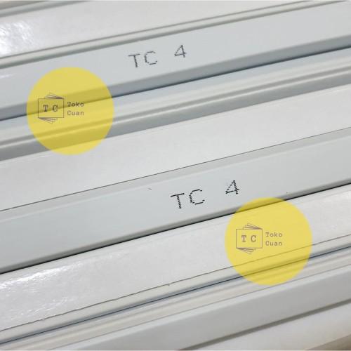 Foto Produk Penutup kabel TC4 / TC 4 cable protektor protector duct dari tokocuan