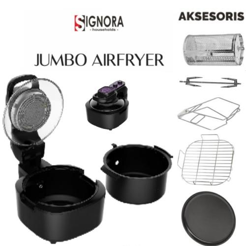 Foto Produk Jumbo Airfyer Signora dari Mina Kitchen Tools