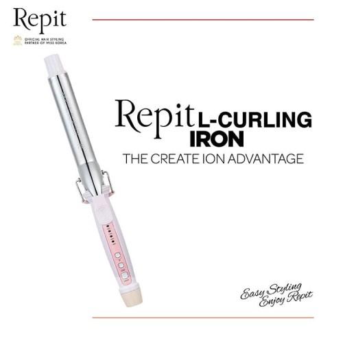 Foto Produk Repit L - Curling Iron / Pengeriting Rambut 28 mm dari REPIT INDONESIA